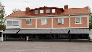 Nu är det tomt i lokalerna på Berglundavägen men snart skramlar skivstänger i gymmet som öppnar inom kort.