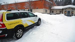 Sollefteå Stadsnät flyttar till lokalerna i det som allmänt kallas gamla kommunförrådet.