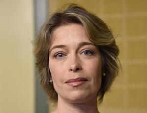 Socialminister Annika Strandhäll (S) vill satsa ynka 8,4 miljoner kronor på landets regionala cancercentrum. Foto: Marko Säävälä.