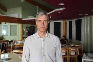 Den externa utvärderaren Ola Granholm gav projektet mest rosor men också lite ris under slutkonferensen.