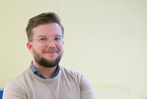 Alexander Rosenberg, oppositionsråd och Moderaternas gruppledare i Södertälje.