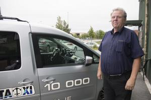 John Grantelius, Norrtälje taxi.