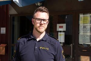 Den som är intresserad av att jobba som volontär i Avesta kan kontakta kommunpolisen Thomas Nordström.
