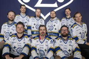 Synergy Hockey försvarar Leksands IF:s färger i nystartade e-sportligan eSHL. Foto: Pressbild.
