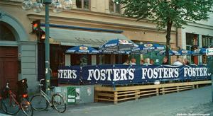 Kellys på Stortoret 2005. Foto: Leif Andersson. Bildkälla: Örebro stadsarkiv