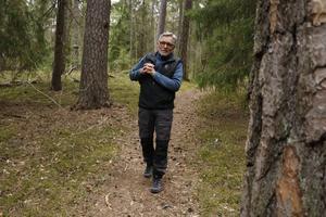 Bergslagsleden har haft positiv betydelse för folkhälsan, säger Kjell-Ove Nordström.