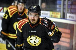 Tomas Zaborsky kom inte upp i samma poängnivåer i SHL som han hade gjort i Finland innan han kom till Brynäs. Efter året i Gävle återvände han till finska ligan, där han fortsatt att vara en starkt producerande spelare. Foto: Bildbyrån