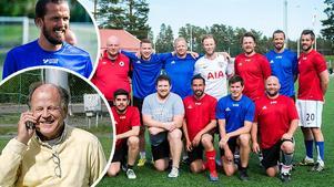 IFK Timrås P82-lag hade reunion under lördagen, en gest för att hedra bortgångne fotbollsprofilen och tränaren NG Karlsson.