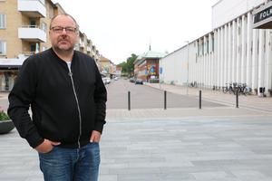 Lars Karlsson, (S), ordförande kunskapsnämnden, Sandvikens kommun.