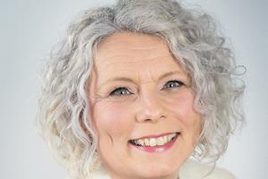 Christina Hedin, församlingspedagog i Söderhamns församling. Foto: Katarina Hansson