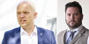 Norska Senterpartiets Trygve Slagsvold Vedum vill bli statsminister. Foto: Torstein Bøe/NTB.