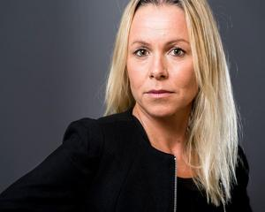 Sara Larsson, aktuell med romanen