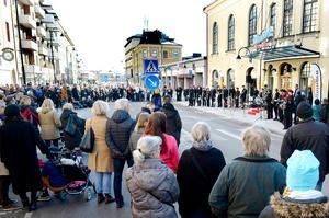 Invigning av det nya Teaterkvarteret 2016. Bild: Håkan Humla