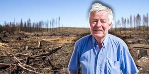 I månadsskiftet maj/juni ska Stefan de Vylders bok om skogsbränderna, som sommaren 2018 omringade Kårböle, vara färdigtryckt.