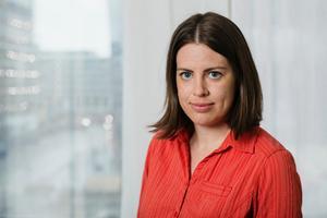 Marika Hjertqvist är epidemiolog vid Folkhälsomyndigheten.Bild: Lena Katarina Johansson/Folkhälsomyndigheten