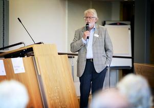 SPF:s ordförande Bengt Johansson anser att de äldres frågor inte alltid tas på stort allvar.