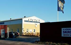 Lattz Järn & Metall planerar att utöka verksamheten på Södra Backa i Borlänge.