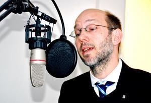 Hans Wiklund, regiondirektör i Region Västernorrland.