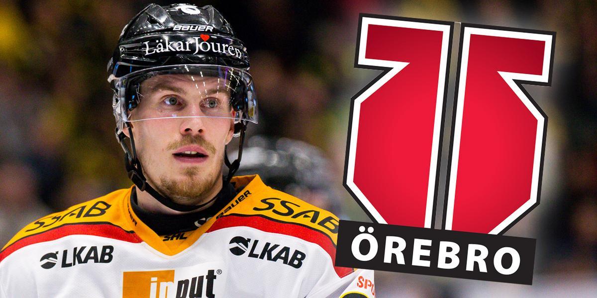 Uppgifter i natt: Efter Kovacs – nu vill Örebro värva ytterligare en Luleåstjärna