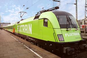 FlixTrain kommer att börja köra tåg i Sverige 2020.