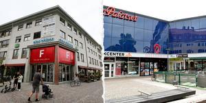 Fastighetsbolaget Diös äger en stor del av Falu och Borlänge centrum. Arkivfoto: Tomas Nyberg/Jerry Brodin