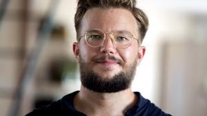 """Alexander Rosenberg (M) säger att han inspireras av hur man bildat majoritet i Sundbyberg och Växjö med en blå-grön koalition. """"Det appilerar väldigt mycket till mig  i och med mitt miljöfokus."""""""