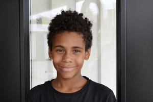 Benjamin, 10, mellanstadieelev, Sundsvall