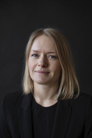 Kristina Edblom är grävande journalist på Aftonbladet där hon började 2007.  Foto: Sofia Runarsdotter