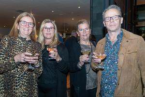 Karin Spector, Annelie Engvall, Birgitta Palmquist, Torbjörn Östby. Foto: Jakob Svärd