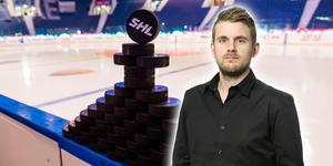 Andreas Hanson rankar SHL-lagens lagbyggen inför nästa säsong.