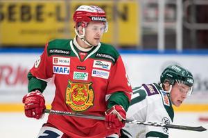 Jacob Nilsson är tillbaka i spel. Foto: Daniel Eriksson (Bildbyrån).