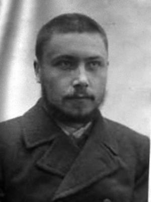 Mördaren Johan Filip Nordlund som var Sveriges värsta massmördare fram till 1994 då Mattias Flink mördade sju personer i Falun.