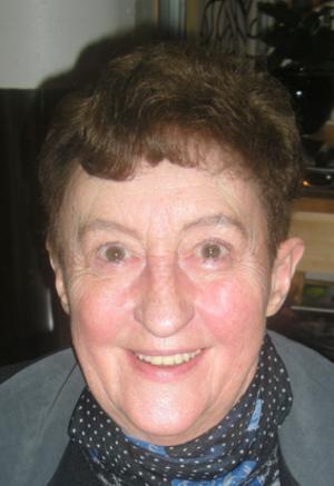 Berta Magnusson.