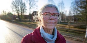 """""""Hela samhället och byn har kraftsamlat för att hjälpa"""", säger Monica Moberg."""
