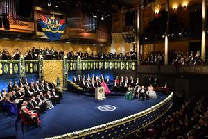 Lyckas Svenska Akademien komma in i Nobel-värmen igen? Bild: TT