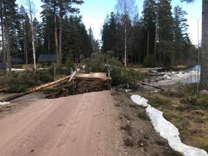 Foto: Vansbro räddningstjänst