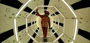 Stanley Kubrick rådfrågade NASA för att försöka få en trovärdig gestaltning av framtidens rymdresor. Foto: Biografcentralen