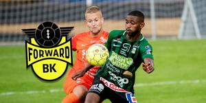 Emeh Izuchukwu är klar för spel i BK Forward. Foto: TT