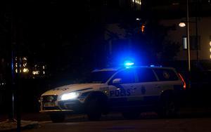En person har suttit anhållen misstänkt för att ha deltagit i rånet.