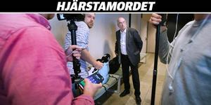 Ingvar Backman är 45-åringens advokat. Han berättar att försvaret kommer att lämna in egen bevisuppgifter inom kort. Arkivfoto