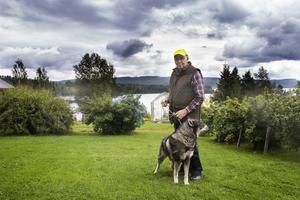 När Olle Bergqvist inte jagar brukar han fiska, åka snöskoter och fyrhjuling.