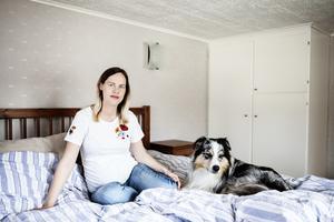 Jessica Bylund och hennes sambo arbetade utomlands innan de valde att flytta till Sverige. Jessica är själv uppvuxen i Bollstabruk.