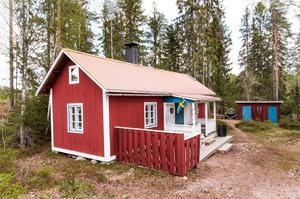 2 227 kvm tomt, vinterbonat, solpaneler, nära till Skräckasjön, 15 min bilfärd till Borlänge. Foto: Kristofer Skog.