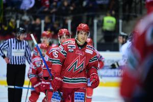 Adam Tambellini gör dundersuccé hos Modo Hockey.