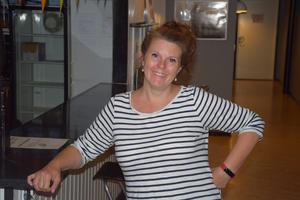 Malin Widén är fritidsledare i Nacksta.