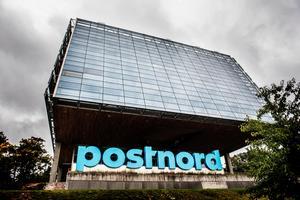 Postnord och deras huvudkontor i Solna.