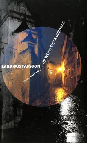 Omslaget till Lars Gustafsson roman