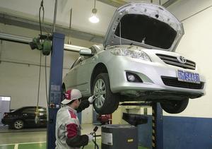 Förebild och problembarn. Toyotas lean production-filosofi vinner terräng inom svensk sjukvård. Problemet med miljontals återkallade bilar vill vi dock inte översätta till resultaten i vården. FOTO: SCANPIX