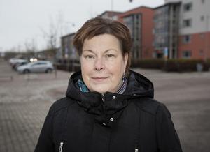 Mari Härkönen, 61 år, medicinsk sekreterare, Hamrånge: