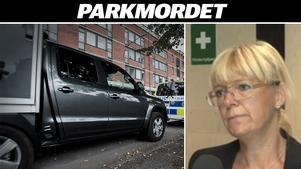 Karin Lindell leder förundersökningen om misstänkt mord vid Karl Johan-parken på Väster. Foto: Eric Fiedler/arkiv